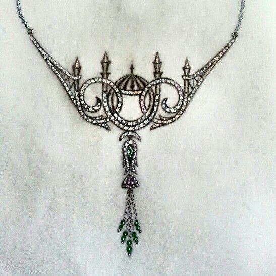STANBUL Glen Genay Freelance Jewellery Designer Mersin