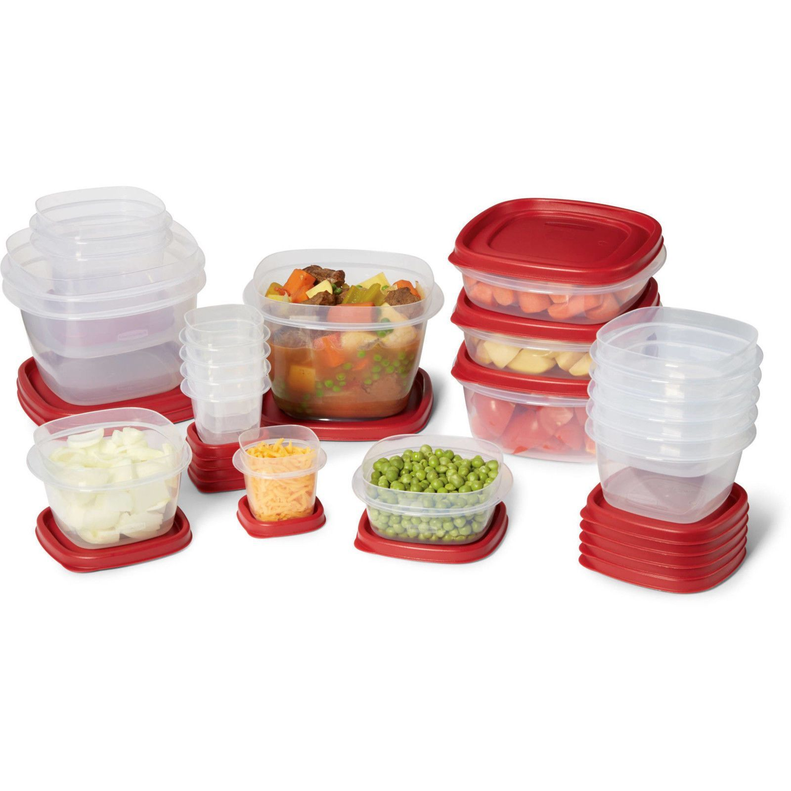 Pin On Food Storage Containers Organization Ideas