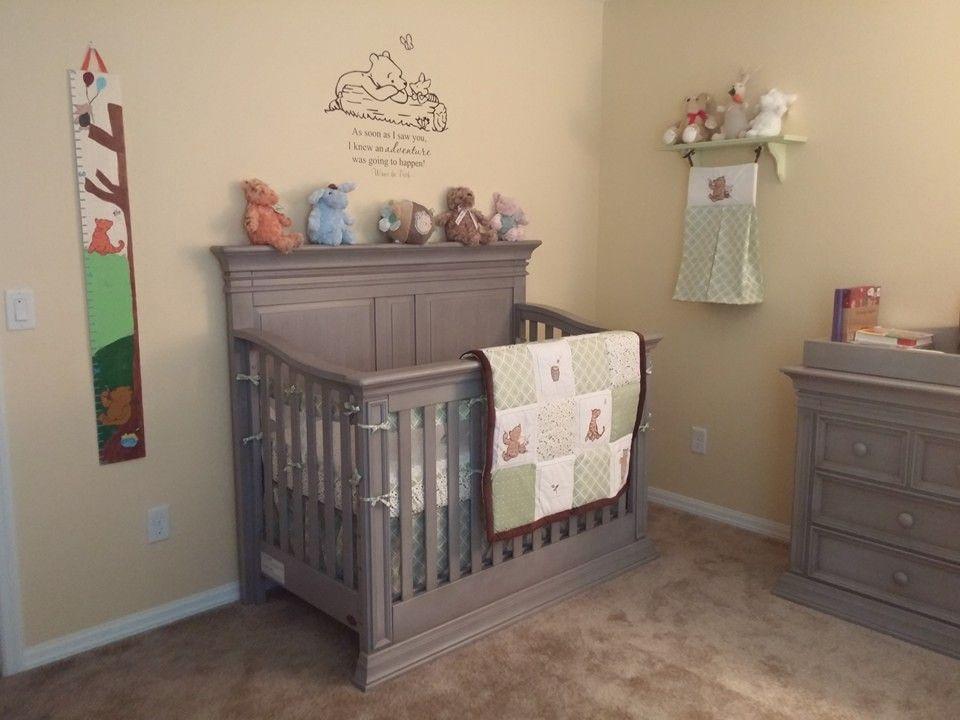baby cache vienna ash gray - Gray Baby Cribs