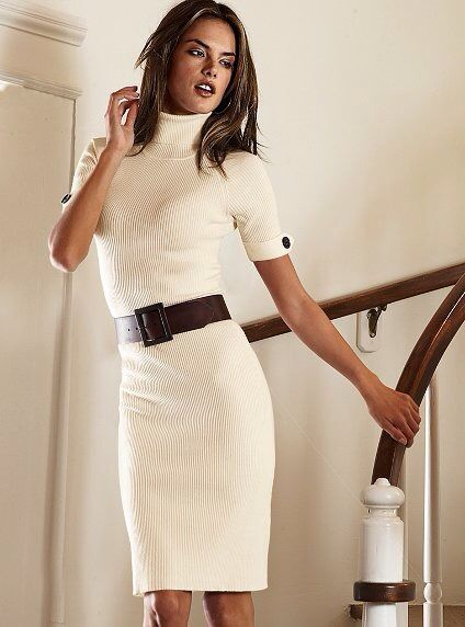 Sukienka Victoria S Secret Golf Guziki S 4468749441 Oficjalne Archiwum Allegro Fit Sweater Dress Cute Sweater Dresses Sweater Dress