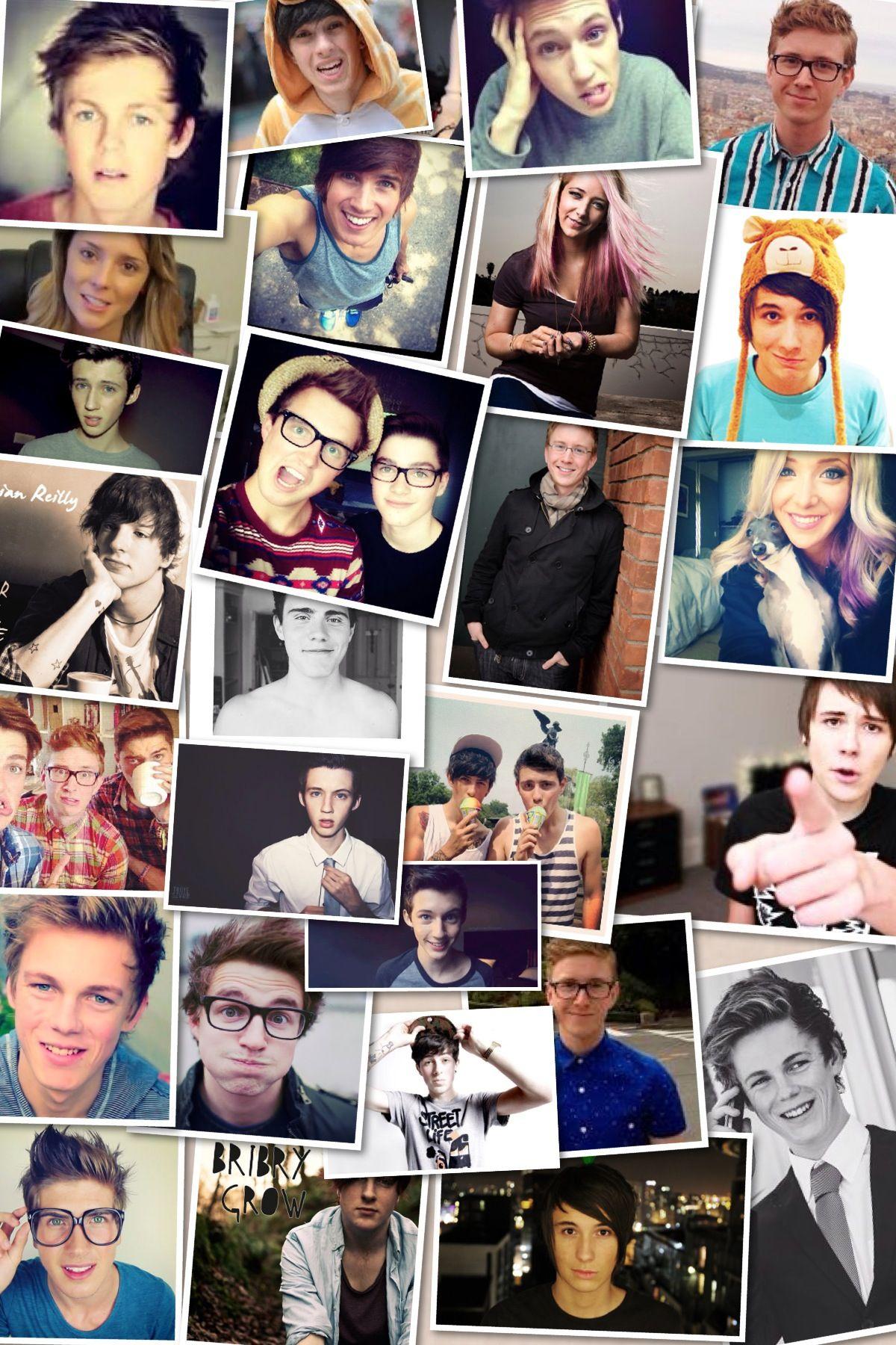 Фото всех ютуберов и их имена