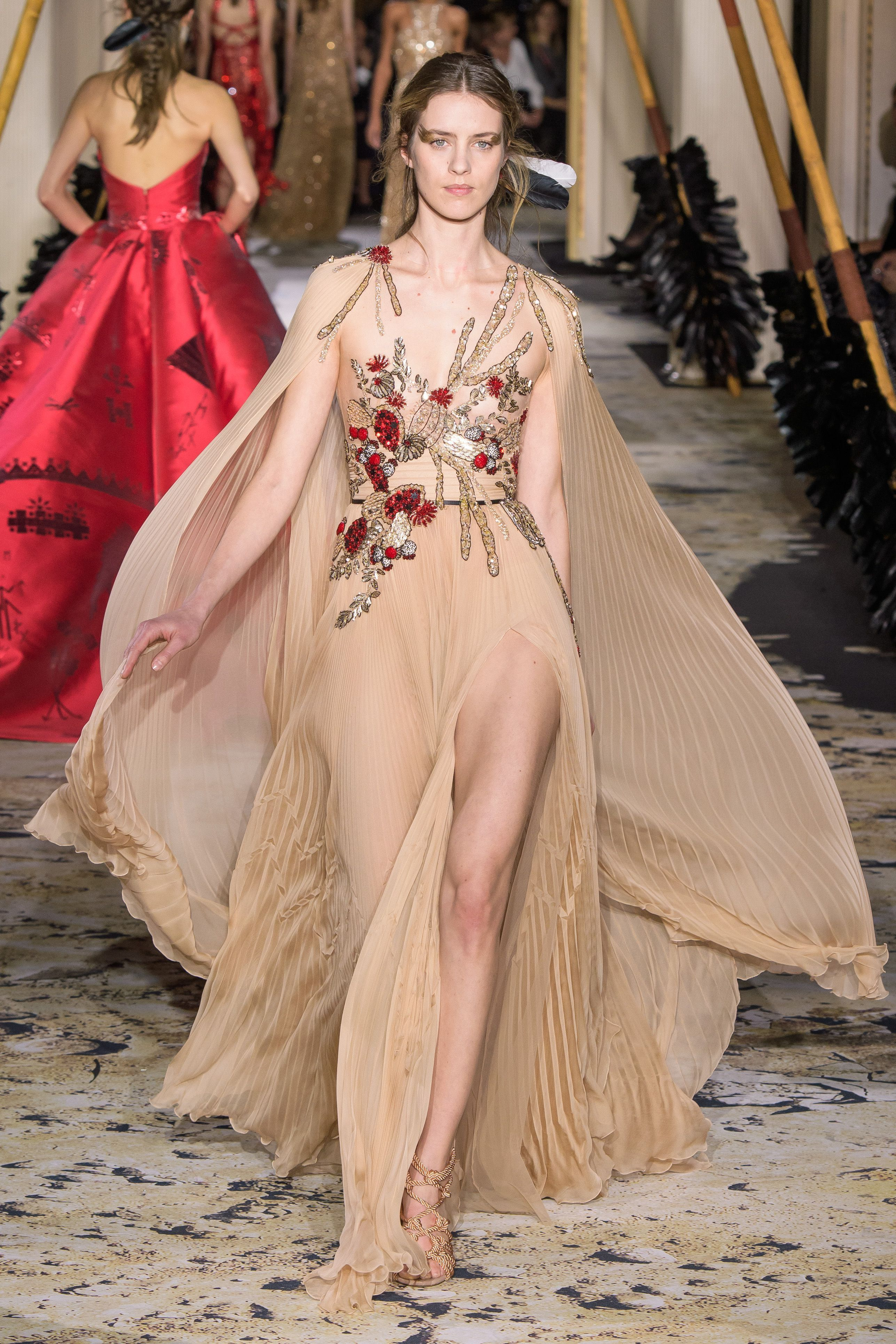 Zuhair Murad Spring 2018 Couture - Fashion Style Mag | Its ...