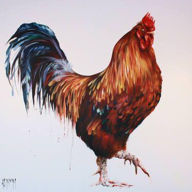 "Saatchi Art Artist Georgina McMaster; Painting, ""Charlie"" #art"