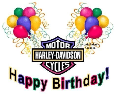 Pin by loretta crowell on harley davidson pics pinterest discover and share harley davidson birthday quotes m4hsunfo