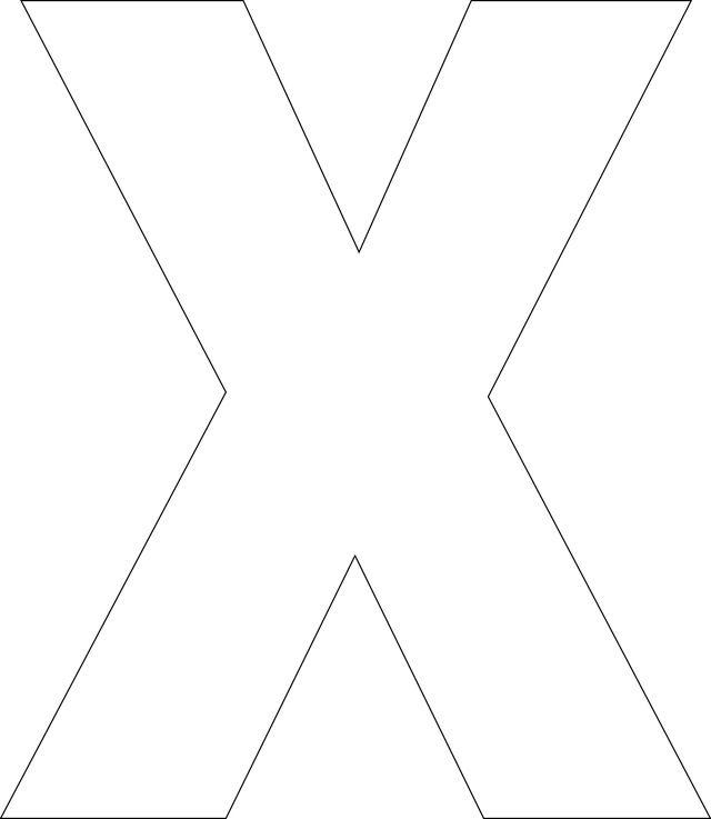Free Printable Upper Case Alphabet Template Alphabet Templates Lettering Alphabet Free Printable Alphabet Templates