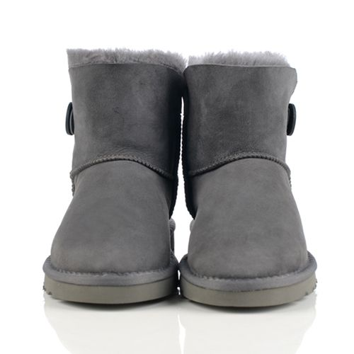 Classic Black friday UGG Womens Bailey Button 5803 Grey Boots
