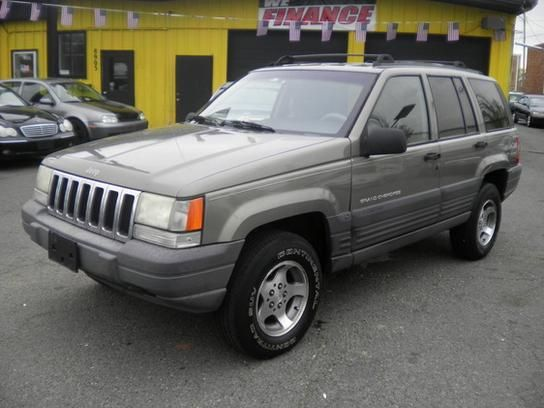 1997 Jeep Grand Cherokee Autos