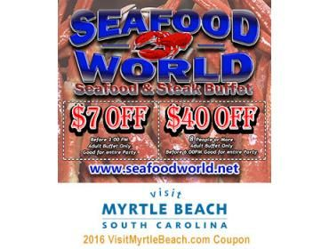 Myrtle Beach Sc Dining Coupons To Print Myrtle Beach Restaurant Coupons Visit Myrtle Beach