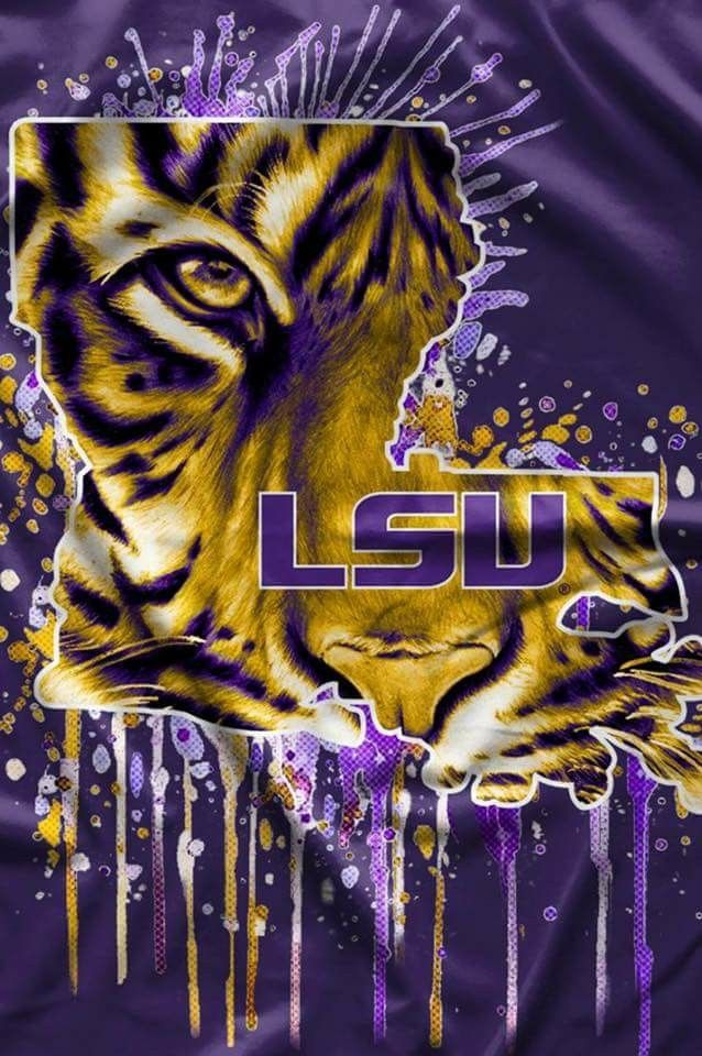 Pin By Missy Ray On Geaux Tigers Lsu Tigers Football Lsu Tigers Lsu