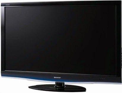 Daftar Harga TV Sharp Aquos, Daftar Harga TV, daftar harga