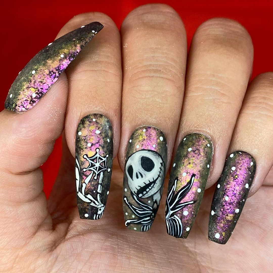 Pin by Olga Ch on -=NailS=-   Nails