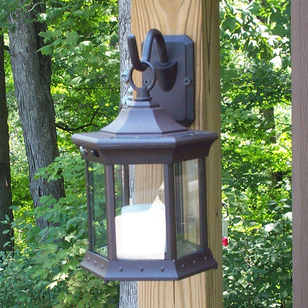 Rustic Solar Lanterns