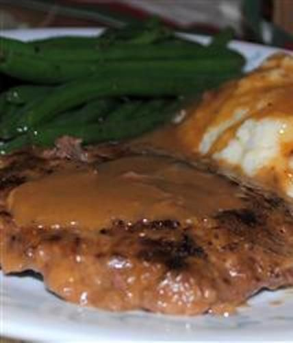 Country-Style Steak   Recipe   Country style steak, Food ...