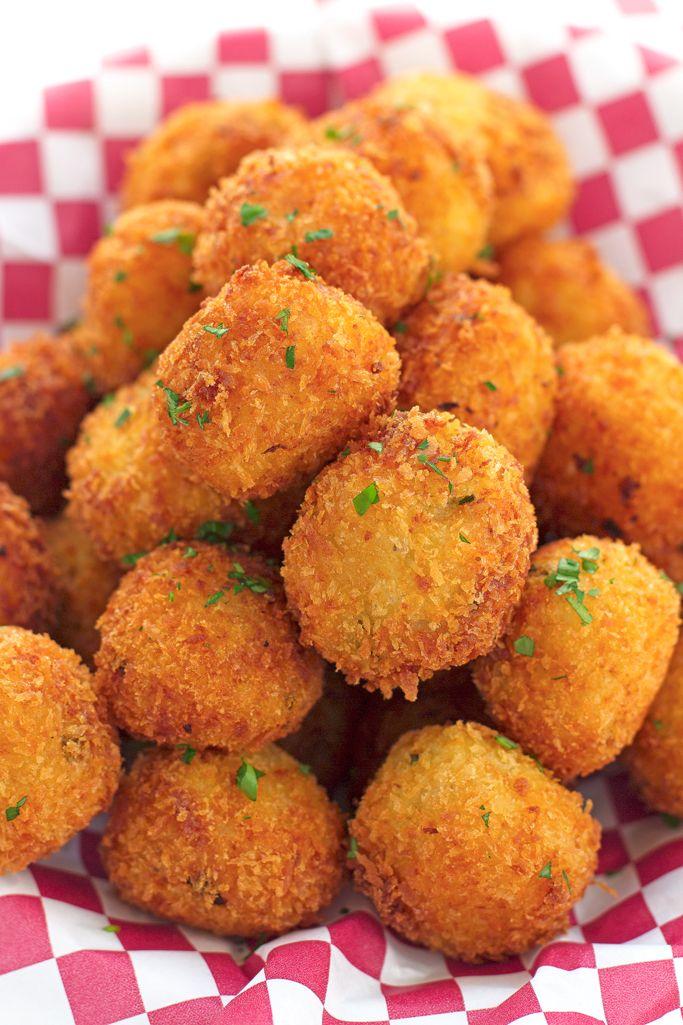 Loaded Mashed Potato Balls Recipe | Little Spice Jar