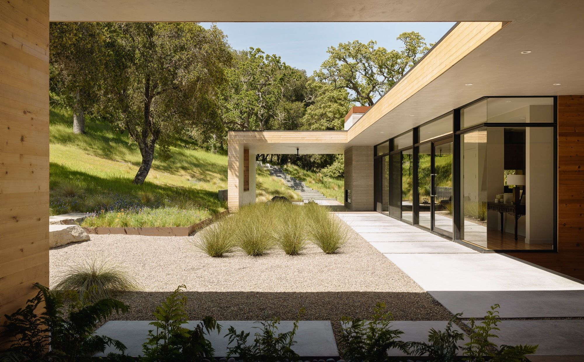 Carmel Valley Residence / Sagan Piechota Architecture | Architecture