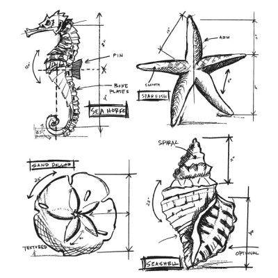 Nautical blueprint tim holtz pinterest lbumes de recortes nautical blueprint malvernweather Images