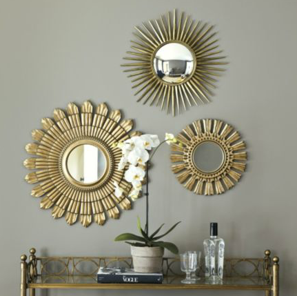Mer In 2019 Sunburst Wall Decor Home