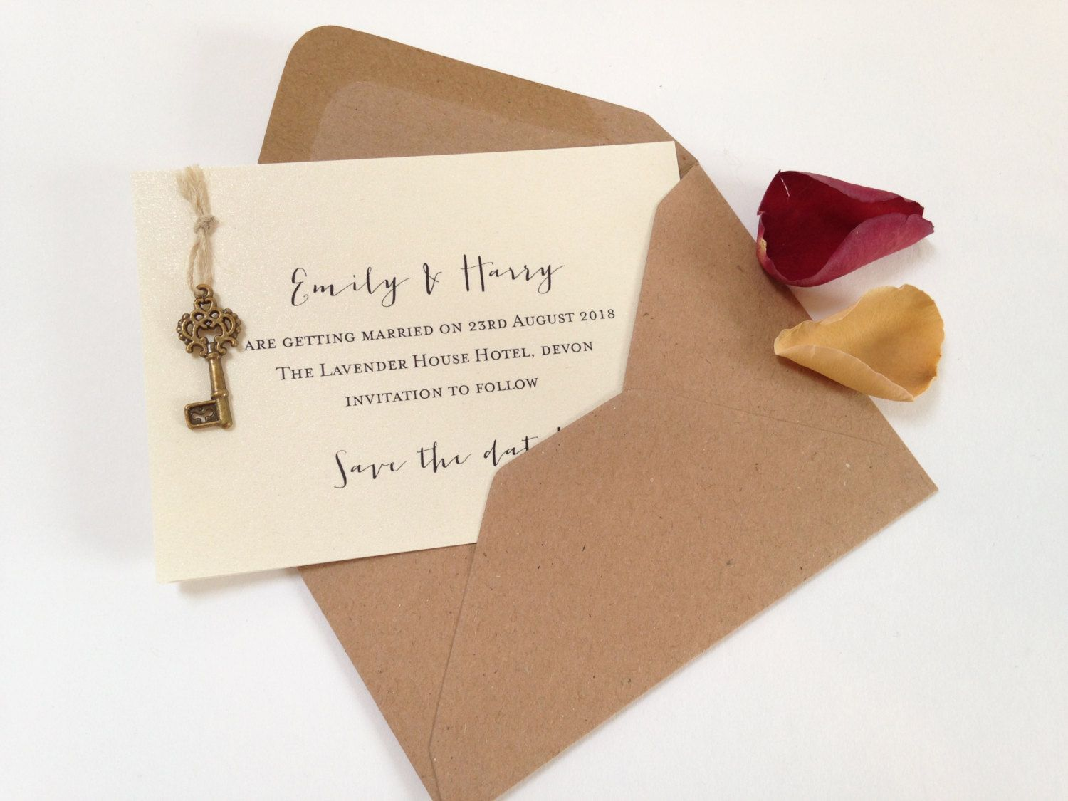 Wedding Save The Date Cards Save The Date Cards Save The Etsy Save The Date Cards Wedding Save The Dates Wedding Saving