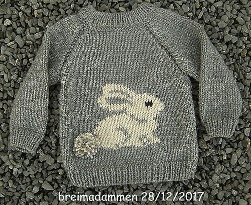 Süßer Pullover ohne Muster #knittingmodelideas #muster #pullover #vestidosparabebédeganchillo