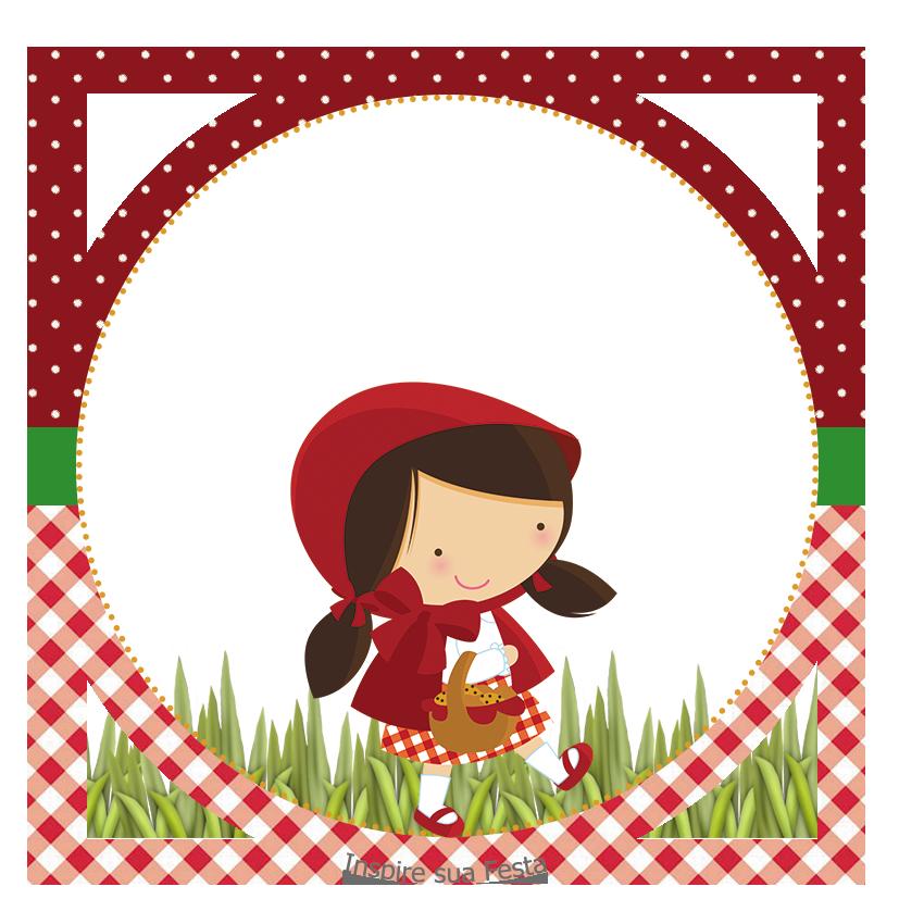 Chapeuzinho Vermelho Kit Digital Gratuito Festa Infantil