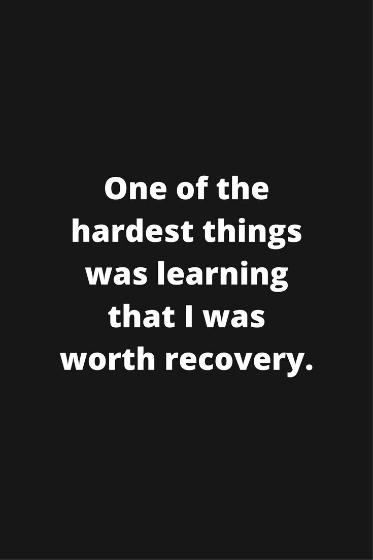 Addiction Quotes Magnificent 80 Uplifting Addiction Recovery Quotes To Remind You  You're Worth . Decorating Inspiration
