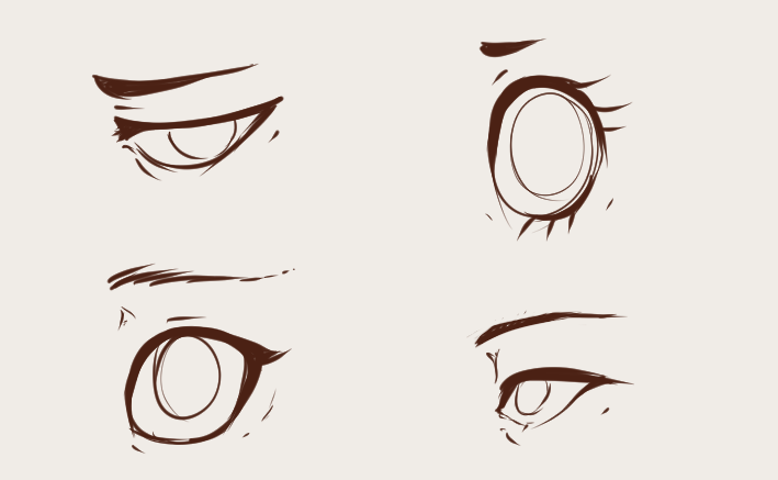 How To Draw And Color Eyes Anime Or Semi Realistic Draw Central Eye Drawing Anime Eye Drawing Female Anime Eyes