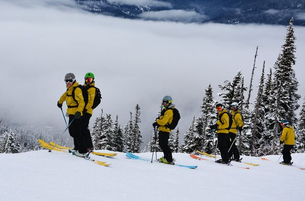 Our first route #offpiste this year takes us to Vancouver's outerwear maker @Westcomb Outerwear