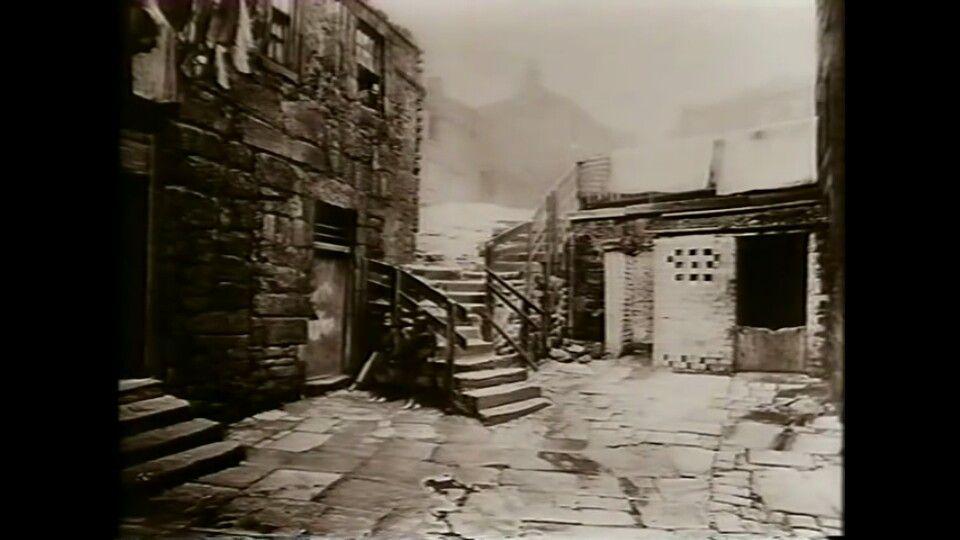 London slums 1800's