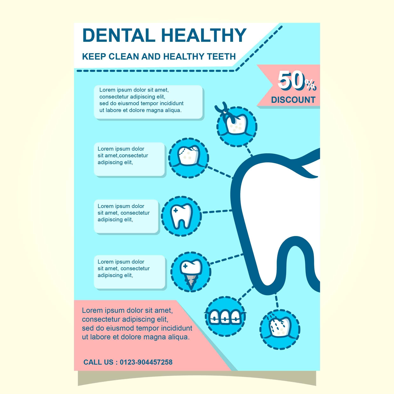 Dental Brochure Free Vector Art (9128 Free Downloads)