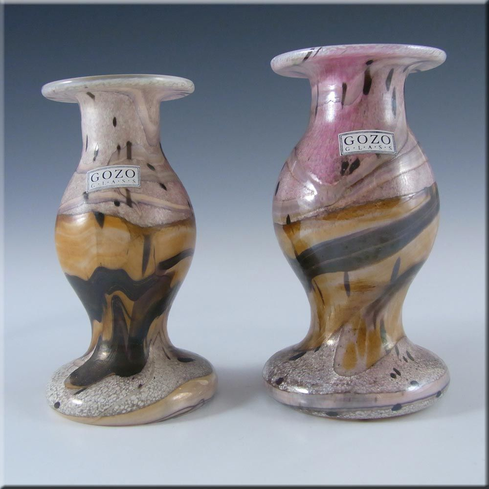 A Gozo Glass Perfume Bottle Jun 15
