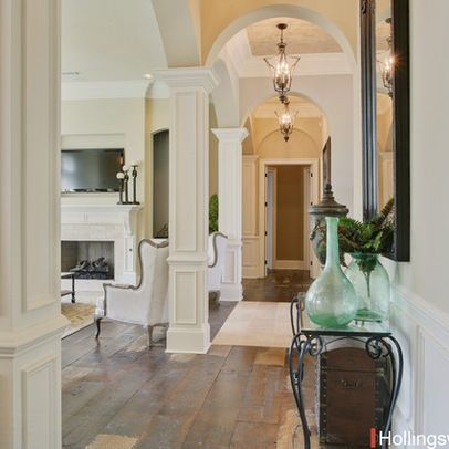 Traditional Home columns Design Ideas, Pictures, Remodel and Decor ...