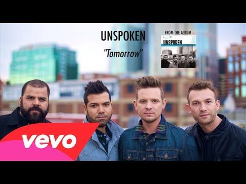 Unspoken - Tomorrow (Lyric Video) gods with you at all times and its all gonna be ok!!!