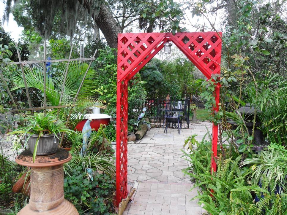 How to Create Garden Art