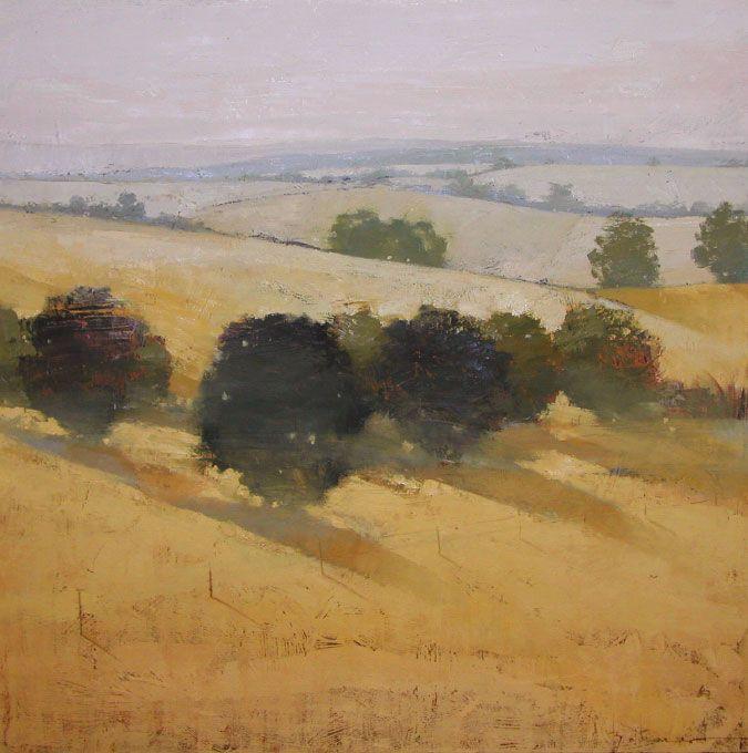shadow   landscape paintings   landscapes  paul balmer