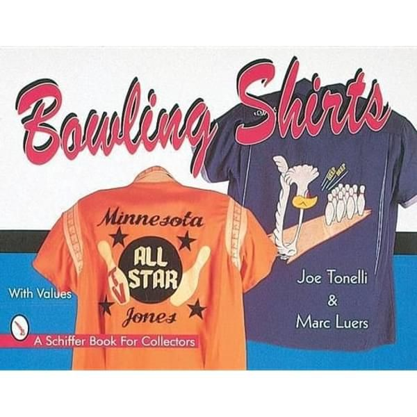 The bowling shirt is a unique work of art. With patterns and colors as varied as the bowlers who wore them, bowling shirts reflect a time when Americans loved their big cars, drive-ins, bowling alleys, and flashy clothing._x000D_This book showcases a wonderful collection of bowling shirts, each with its individual art work. In over 600 color photographs, the shirts are displayed alphabetically by manufacturers. Embroidery and design detail, manufacturers' labels, and special features are shown a
