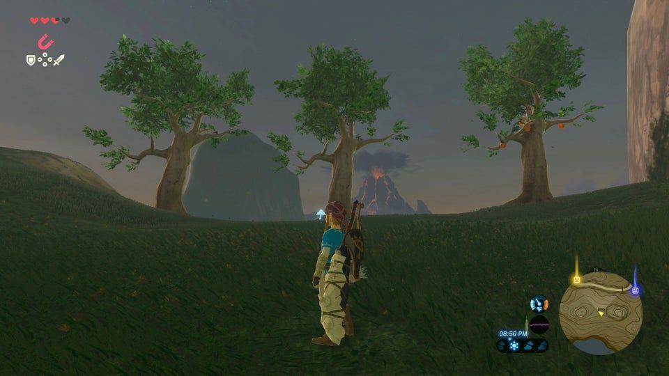 Korok Seed Locations The Legend Of Zelda Breath Of The Wild