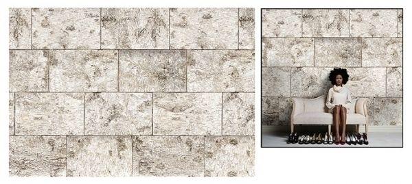MURALE BOULEAU Tapisserie/access de pose PEINTURE  ACCESSOIRES - Poser Papier A Peindre