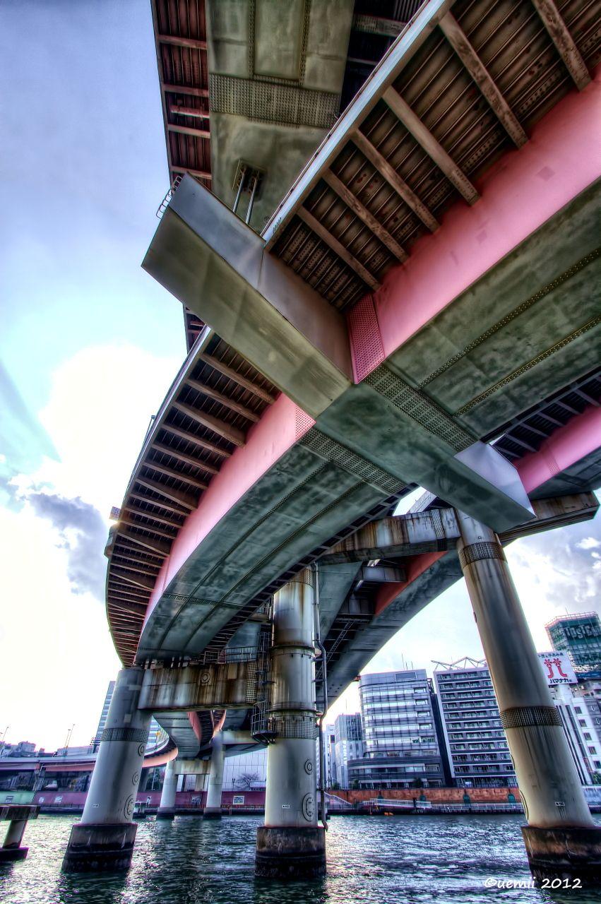 Ryougoku Junction, 両国JCT by Shin-ichiro Uemura