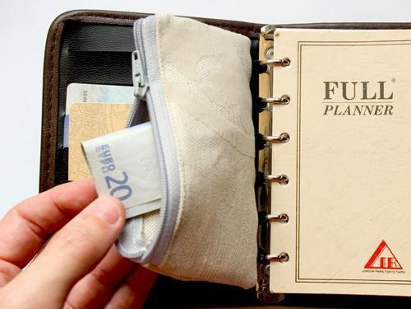 Sew a Planner Wallet with this FREE Pattern - https://sewing4free ...