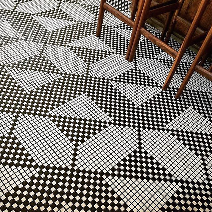 Our Favorite Floors 25 Reasons To Look Down Carrelage Blanc