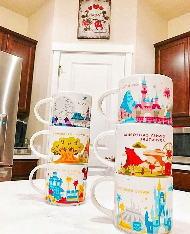 20+ Beautiful Themed Disney Kitchen Gatgets #disneykitchen