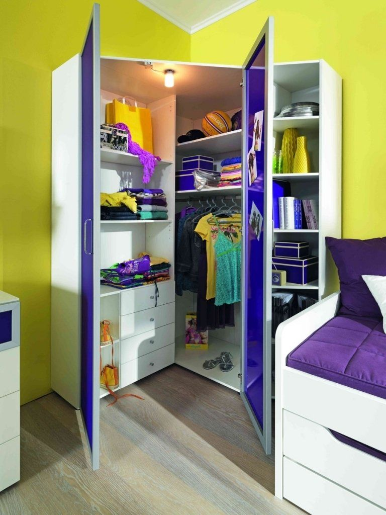 Begehbarer Kleiderschrank Für Kinderzimmer 10 in 2020