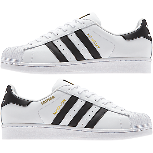 Shop for Superstar Shoes - White at adidas. See all the styles and colours  of Superstar Shoes - White at the official adidas online shop Ireland.