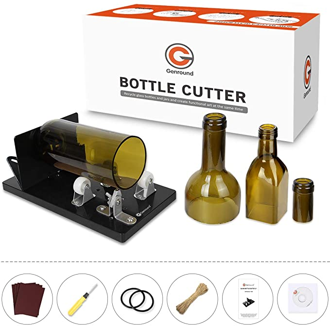 bouteille cutter genround 2020 mise a