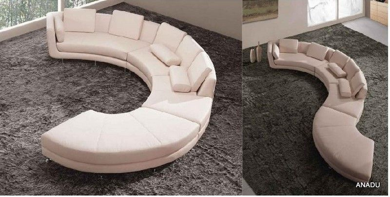 Serpentine Club Leather Sofa Ktv Sofa Al118 For Circular Entry Curved Sectional Round Sofa Sectional Sofa
