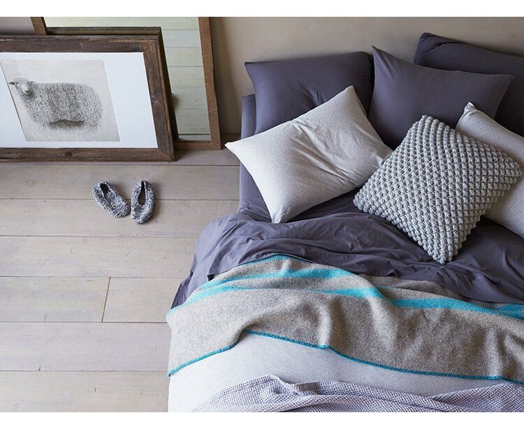 Cleaning 101 How to Wash a Wool Blanket Wayfair