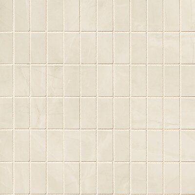 Bedrosians Pulpis 1 X 2 Porcelain Mosaic Tile Color Bianco Products In 2019 Mosaic Tiles Glass Mosaic Tiles Glass Subway Tile
