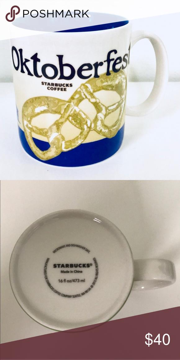 Ebay Online Oktoberfest NwtHennykelle City Starbucks Store Mug XOZTukiP
