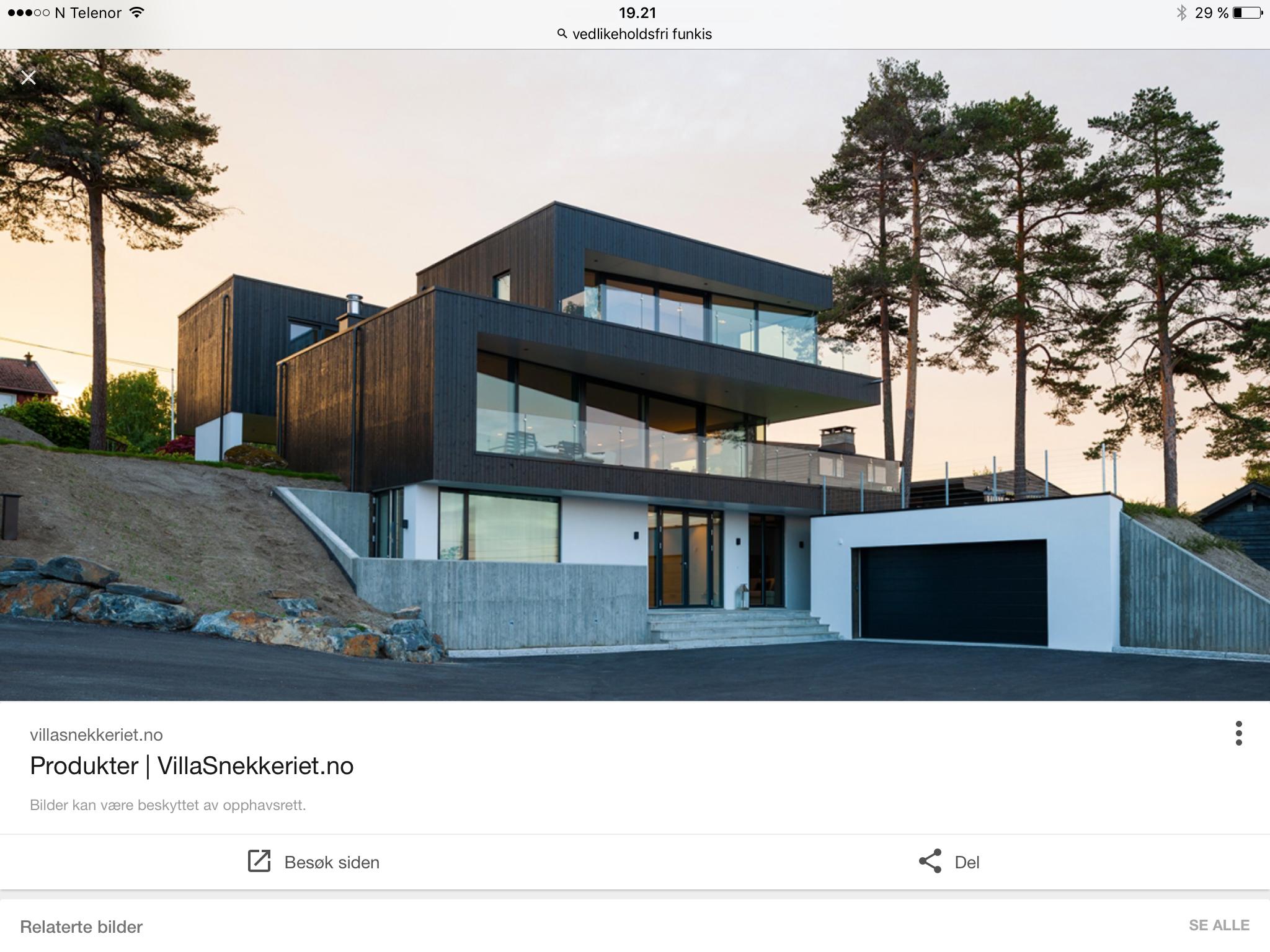 fasadeplater enebolig - Google-søk | Inspirasjon til huset ...