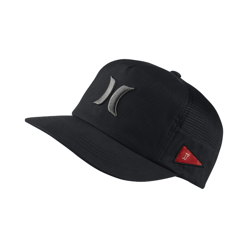 e43e936f Hurley Jacare Trucker Men's Adjustable Hat (Black) | Products | Hats ...